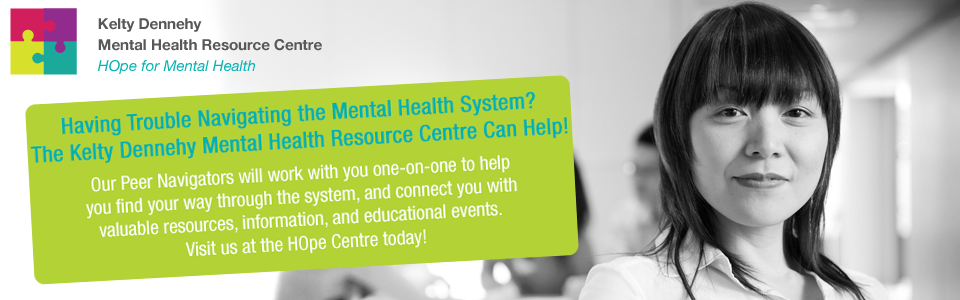 The Kelty Dennehy Mental Health Resource Centre